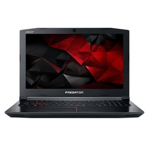 "ACER Predator Helios 300 17,3"" FHD matt GeForce GTX1060, Core i7-7700HQ, 16GB RAM,512GB SSD, Windows 10 Home (NH.Q29ED.015)"