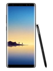 "SAMSUNG Galaxy Note 8 64GB Black, 6.3"" QHD, 12-12/8MP camera, Android 7, MicroSD, Dual-sim,4G"