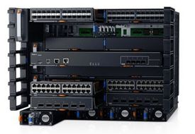 DELL Networking C9010 network director 10 slot L3 enabled incl 1x RPM 1x AC PSU 3x Fan Modul 1Y RTD (210-AETR)