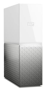 WESTERN DIGITAL My Cloud Home 3TB NAS Personal Cloud Storage Ethernet USB3.0 Retail External (WDBVXC0030HWT-EESN)