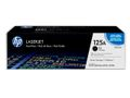 HP Cartridge CB540AD Black Twin Pack VE 2 x CB540A für Color Laserjet CP1215, 1515, 1518 Bestellartikel, NICHT stornierbar!