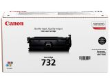 CANON 732-BK toner cartridge black standard capacity 6.100 pages 1-pack