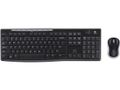 LOGITECH Wireless Desktop MK270 Pan Nord