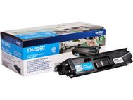 BROTHER TN-326C TONER CARTRIDGE CYAN F/ HL-L8250CDN 3500PGS SUPL (TN326C)
