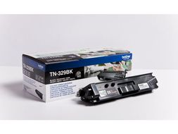 BROTHER TN-329BK TONER CARTRIDGE BLACK F/ HL-L8350CDW 6000PGS SUPL (TN329BK)