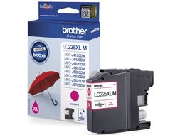 BROTHER LC225XLM ink cartridge magenta (LC225XLM)
