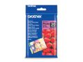 BROTHER Papir BROTHER BP61 10x15 190g gloss (20)