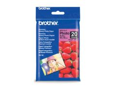 BROTHER BP61GLP glossy Paper A6 20sheets 190 g/qm for DCP-375CW 6890CDW