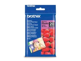 BROTHER Paper/ Photo Glossy 6x4 (BP61GLP)