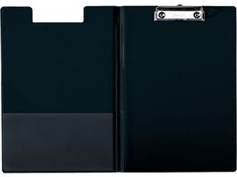 ESSELTE Clipb.+ Cover A4 Black (56047)