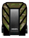 A-DATA External HDD Adata HD710M Camouflage 2.5inch 2TB USB3.0, Rugged IP6X IPX8