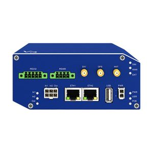 ADVANTECH SmartFlex LTE RS485/232 metall 2 eth, 1 USB, 2 BI, 1 BO, RS485/232 (BB-SR30300321)