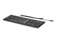 HP USB Keyboard 2013 black design RUS layout
