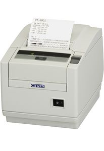 CITIZEN CT-S601II PRINTER BLUETOOTH INTERFACE IVORY WHITE            IN PRNT (CTS601IIS3TEWPXX)