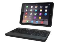 "RUGGED BOOK WITH KEYBOARD IPAD PRO 9.7"" BLACK BACKLIT NORDIC"