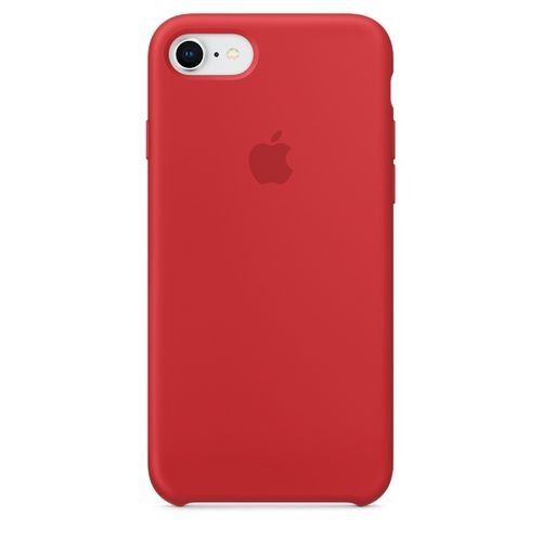 APPLE IP7/8  Silicone Case Red (MQGP2ZM/A)
