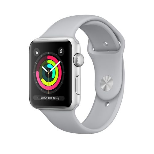 APPLE Watch S3 38mm Silver Alu Case Fog Sport (MQKU2DH/A)