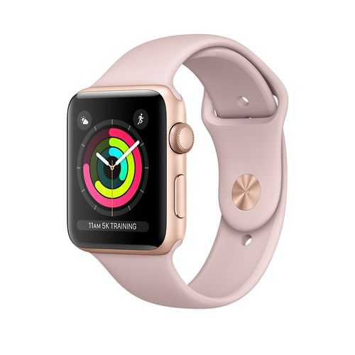 APPLE Watch S3 38mm Gold Alu CasePink Sand (MQKW2DH/A)