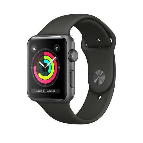 APPLE Watch S3 38mm Space Grey Alu Grey (MR352DH/A)