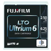 FUJI LTO Ultrium-6 2.5/6.25TB Standard Pack label