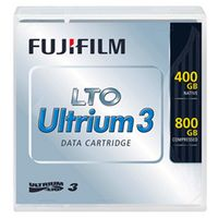FUJI LTO 3 Ultrium 400-800GB Library Pack Label (17098*20)