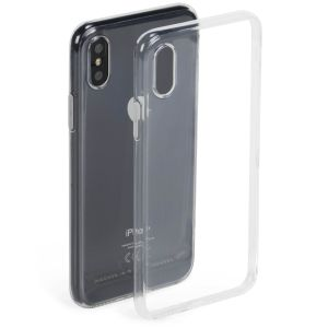 KRUSELL BOVIK COVER IPHONE X TRANSPARENT (61084)