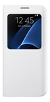 SAMSUNG Galaxy S7 edge View Cover White (EF-CG935PWEGWW)
