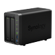 SYNOLOGY DS718+ 2BAY 1.5 GHZ QC 2X GBE 2GB DDR3L 3X USB 3.0 1X ESATA    IN EXT