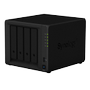 SYNOLOGY DS418 4BAY 1.4 GHZ QC 2X GBE 2GB DDR4 2X USB 3.0              IN EXT