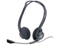 LOGITECH PC 960 STEREO HEADSET USB .