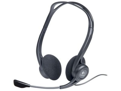 LOGITECH PC 960 STEREO HEADSET USB . (981-000100)