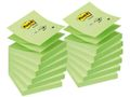 POST-IT Notes POST-IT Z-block 76x76 grön/lime