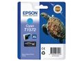 EPSON T157 Cyan Cartridge - Retail Pack Stylus Photo R3000