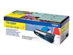 Brother Toner TN-328Y yellow