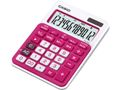 CALCULATOR CASIO MS-20NC-RD DESKTOP RED / CASIO (MS-20NC-RD)