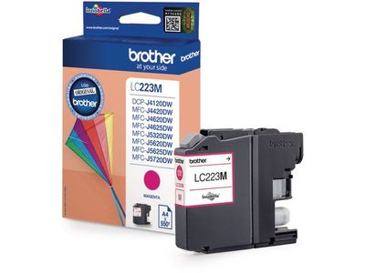 BROTHER Tinte LC-223M Magenta (LC223M)