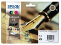 EPSON DURABRITE ULTRA INK MULTIPACK 4-COLOURS 16                     IN SUPL