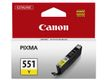 CANON CLI-551 Y YELLOW INK TANK