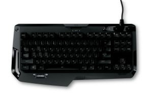 LOGITECH G410 COMPACT MECHANICAL RGB KEYBOARD SP (920-007746)