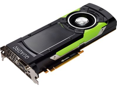 HP NVIDIA Quadro GP100 16GB Graphics (1ZE81AA)