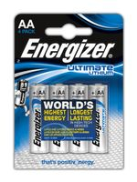 ENERGIZER 1x4 Lithium Digital Micro AAA (639171)