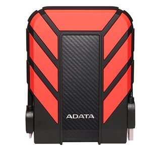 A-DATA 2TB Pro Ext. Hard Drive. Red (AHD710P-2TU31-CRD)