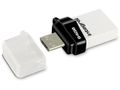 INTEGRAL flashdrive MICRO FUSION 64GB USB3.0