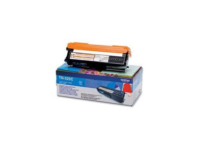 BROTHER Toner Brother  TN325C blå  3500 sider (TN325C)
