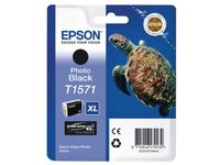 EPSON ink cartridge photo black   T 157             T 1571