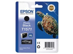 EPSON ink T157140 photo black for Stylus Photo R3000 (C13T15714010)