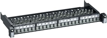 """ACTASSI Patchpanel S1. 19"""" wo/ connector - Advanced Factory Sealed (VDIG111241F)"""