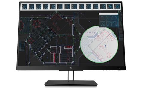 HP Z24i G2 60,96cm 24inch Display (1JS08A4#ABB)
