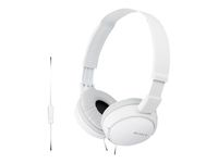 SONY MDRZX110W.AE virtual 7.1 headph. WH