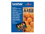 BROTHER BP61 glanset fotopapir for
